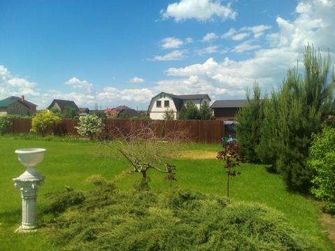 Продается дом на участке 15 соток в с. Вельяминово, Домодедовский р-н.