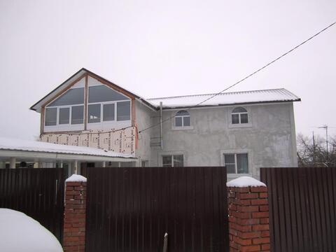 Дом 200 кв.м. на участке 11 соток в д.Давыдково, Дмитровского р-на.