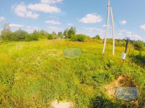 Продам земельный уч. в деревне Лаврово (Клинский р-н) 17 сот ИЖС