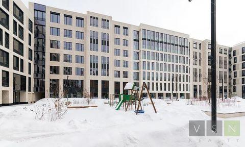 3-комнатная квартира, 123 кв.м., в ЖК Wine House