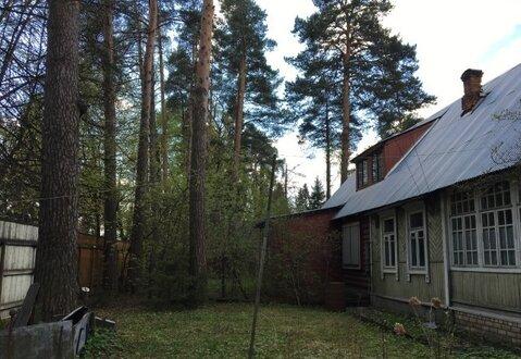 Продается дом и земельный участок в г. Пушкино, ул. Ленточка
