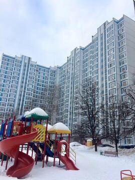 Однокомнатная квартира по ул. Академика Капицы дом 30к1