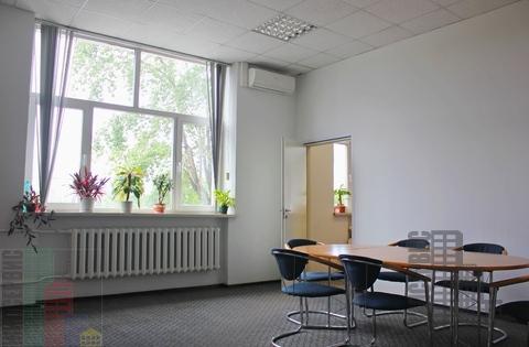 Офис 428м в 4 минутах от метро Полежаевская, БЦ На Магистральной