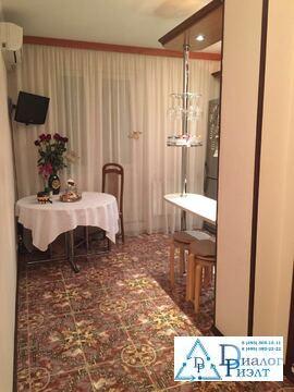 2-комнатная квартира в пешей доступности до метро Братиславская