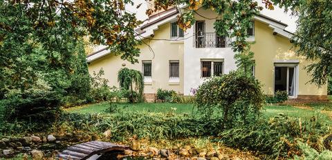 Коттедж в кп Дарьино на лесном участке