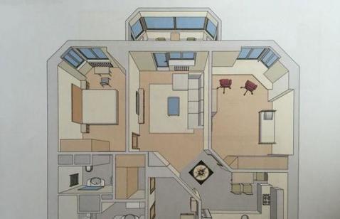 Жуковский, 3-х комнатная квартира, ул. Люберецкая д.д.4, 8500000 руб.