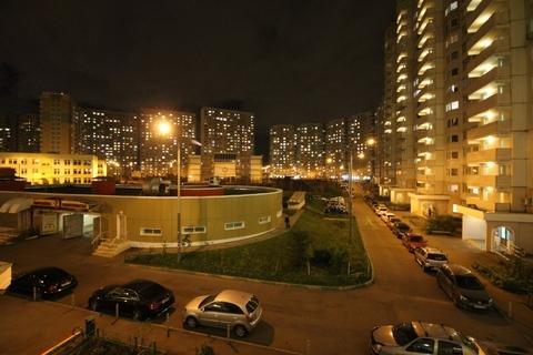 Двухкомнатная квартира в Некрасовке