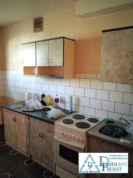 Сдается 2-комнатная квартира в пешей доступности до метро Новогиреево