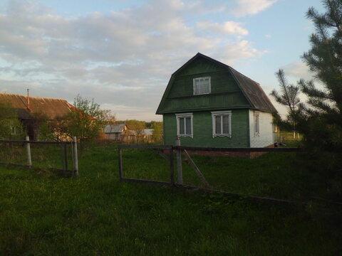 Дом и участок в деревне Шебаршино!