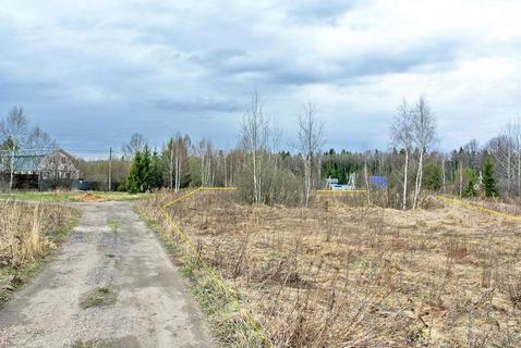 Участок 10 соток для ИЖС, 40 км от МКАД по Ленинградскому шоссе