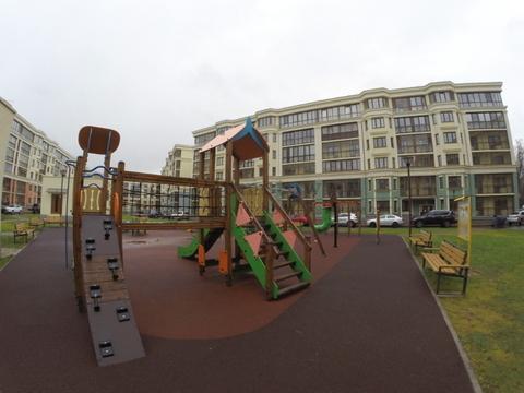 """3-комнатная квартира, 107 кв.м., в ЖК """"Усадьба Новая Салтыковка"""""""