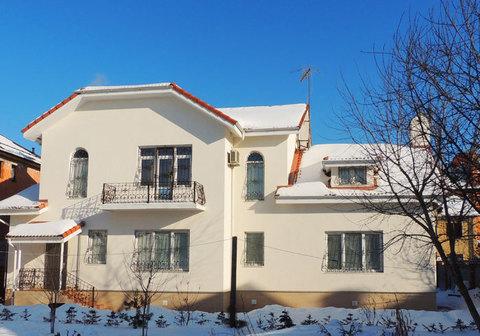 Киевское ш. 1км, Дудкино, коттедж 300м2. ИЖС, все комм-ции.