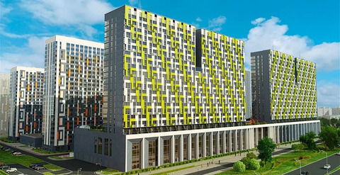 Москва, 1-но комнатная квартира, Дмитровское ш. д.107к2, 7778286 руб.