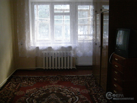 Однокомнатная квартира (31 кв.м) с балконом