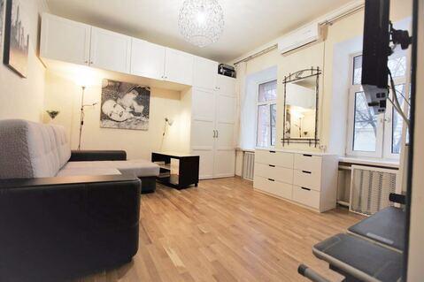 Однокомнатная квартира 30 кв.м. в ЦАО 1-й Самотечный пер. д. 16