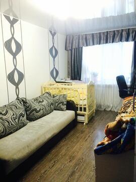 Продается 2-комнатная изолированная квартира: Клин, Бородинский пр. 20
