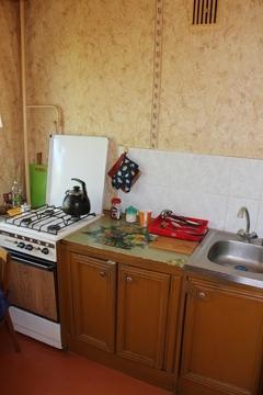 Продается 2-комнатная квартира в г. Фрязино на ул. Полевая, д. 9