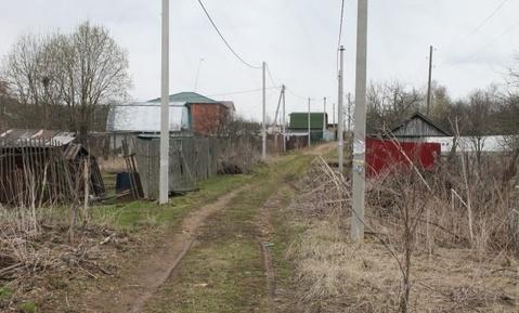 6 сот СНТ Колосок (д.Соголево) Клинский р-н.