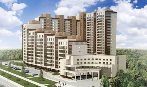 2-комнатная квартира, 60 кв.м., в ЖК «Гранд Авион»