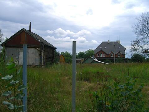 Участок в д. Соколова Пустынь, Ступинский район, Московская область.