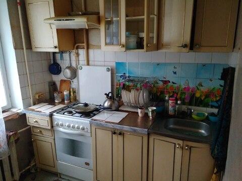 Продается 3-комнатная квартира п. Фряново, ул. Первомайская, д. 16
