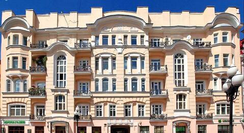 Продажа уникальной квартиры в самом сердце Арбата