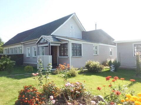 Продам дом в д. Власово Можайского района