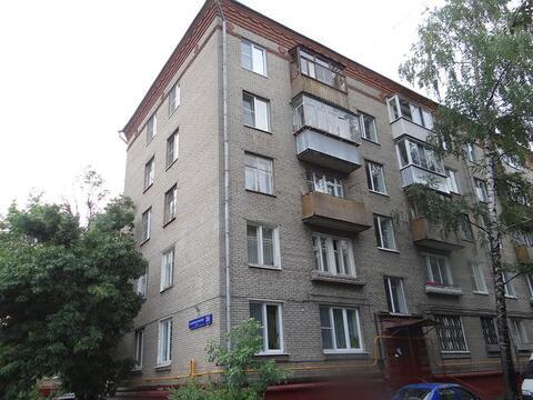 1-комнатная квартира в зеленом районе Москвы рядом с метро Владыкино