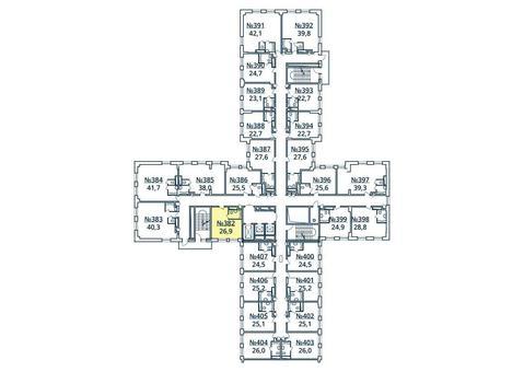 Москва, 1-но комнатная квартира, ул. Радиальная 6-я д.7, к 35, 2992113 руб.