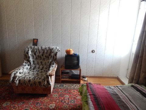 Однокомнатная квартира 27 кв.м. в п.Горбово в 400 м от реки.