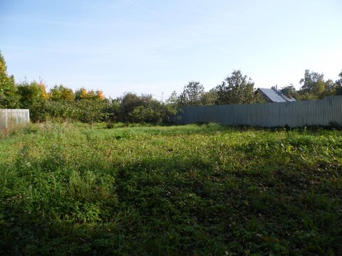 Срочно продается зем. участок в д.Нововолково Рузский район