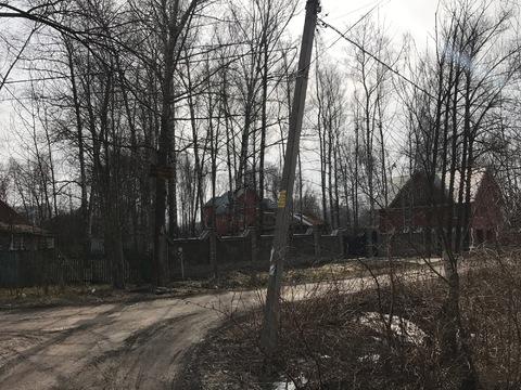 5 соток ул.Офицерский поселок г.Чехов, 999000 руб.