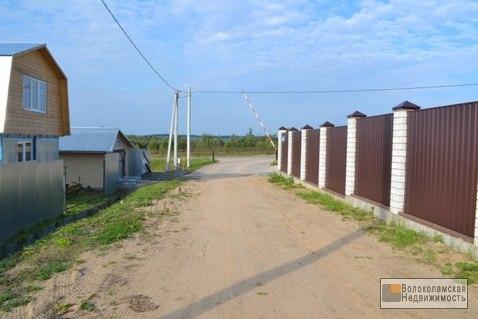 Продается участок 10 соток в городе Волоколамск на улице Возмище