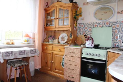 Трехкомнатная квартира в Можайске с ремонтом