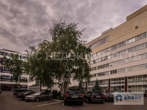 Аренда офиса 358 м2 м. Шаболовская в бизнес-центре класса В в Донской