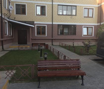 2-комнатная квартира, 37 кв.м., в ЖК «Мечта»