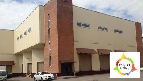 В аренду предлагается теплый склад 900 кв