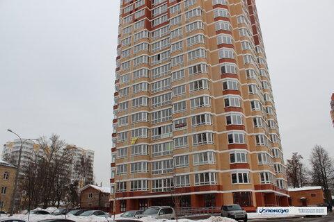 3-комнатная квартира, 79 кв.м., в ЖК на улице Школьная