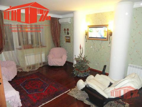 """3-комнатная квартира, 97 кв.м., в ЖК """"Серебряные пруды"""""""