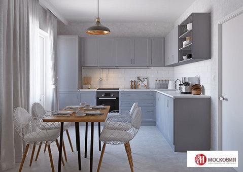 Продаю 1-к квартиру 35,1 кв.м, 2 км от МКАД Каширское ш.