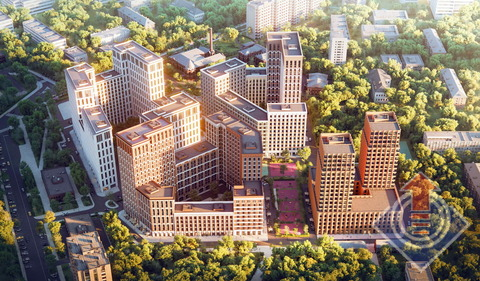 Москва, 4-х комнатная квартира, ул. Новоалексеевская д.16 К1, 33060390 руб.