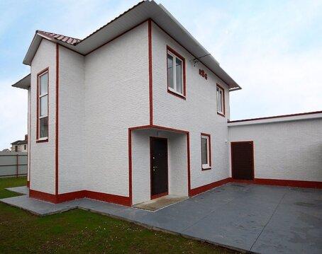 Продается современный дом с. Домодедово