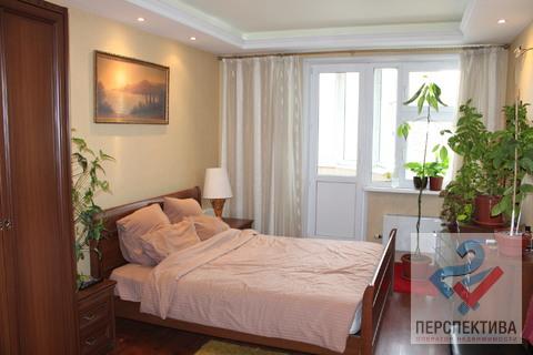 Продаётся 4-комнатная квартира общей площадью 90,7 кв.м.