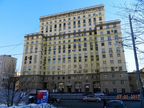 М.Красносельская Ул. Краснопрудная, д.30-34с1
