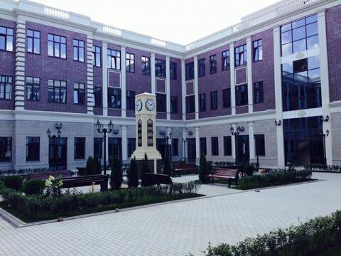 """Офис 50,3 м2 в бц клубного типа """"central yard"""" на Бауманской 7"""