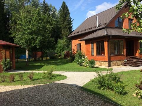 Уютный коттедж в Сырьево, Киевское ш, возле Селятино и г. Апрелевка