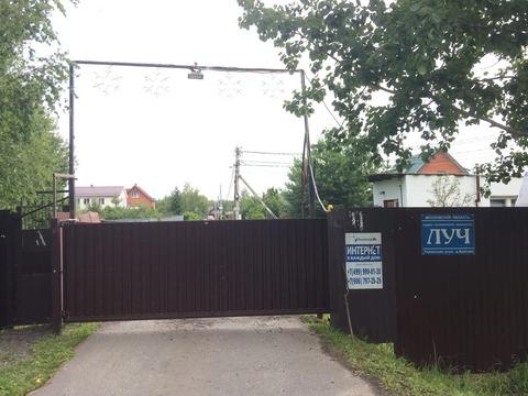 Обустроенная дача, удобно добираться до Москвы