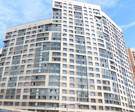 """1-комнатная квартира, 45 кв.м., в ЖК """"Белый парк 2"""""""