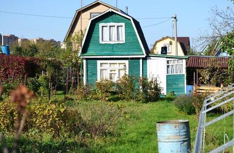 Продается дача в городе 50 кв.м.