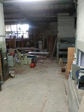 Производственно-складское помещение с площадкой
